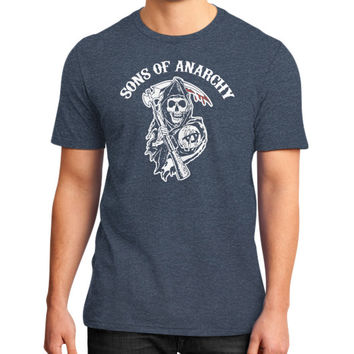 SONS OF ANARCHY District T-Shirt (on man)