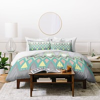 Gabi All Things New Duvet Cover