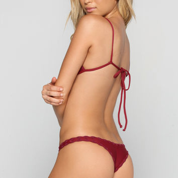 Hala Bottom in Rouge