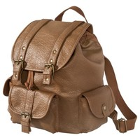 Mossimo Supply Co. Washed Backpack - Brown