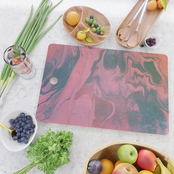 Always come back to Me Cutting Board by duckyb