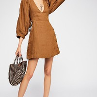 Carino Mini Dress