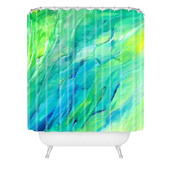 Rosie Brown The Sea Shower Curtain