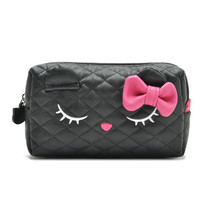 Cute Bow Cosmetic Bag