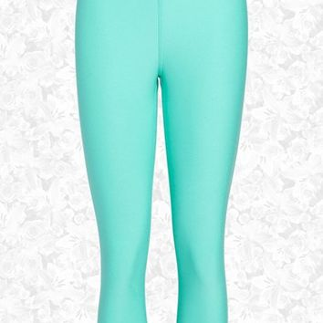 Women's Nike 'Legend 2.0 Tight Poly' Dri-FIT Training Capri Leggings