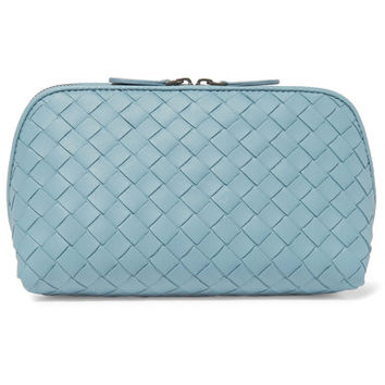 Bottega Veneta - Intrecciato leather cosmetics case