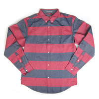 Fourstar: Koston Long Sleeve Shirt - Red