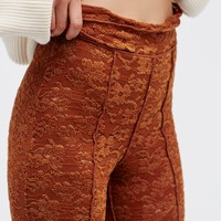 Free People Not Just A Lace Legging