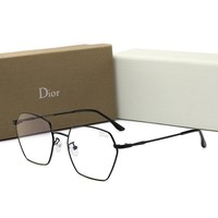 DOIR Popular Woman Men Stylish Simple Summer Sun Shades Eyeglasses Glasses Sunglasses