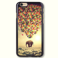 Elephant Up Balloon Protective Phone Case For iPhone case & Samsung case, 50144