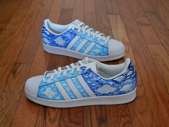 Fonkelnieuw Custom Adidas Superstar One of a Kind from UnleashedKustoms on DI-25