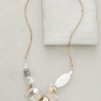 Mystic Desert Necklace by Anthropologie Neutral Motif One Size Necklaces