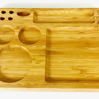 AFG Bamboo Rolling Tray (Small)