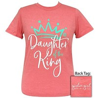 Girlie Girl Originals Preppy Daughter Of The King T-Shirt