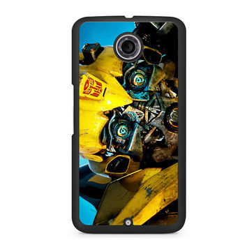Transformers Bumblebee Nexus 6 case