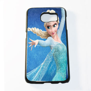 Disney Frozen Olaf The Snow Samsung Galaxy S6 and S6 Edge Case
