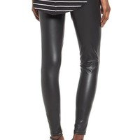 BP. Faux Leather Leggings | Nordstrom