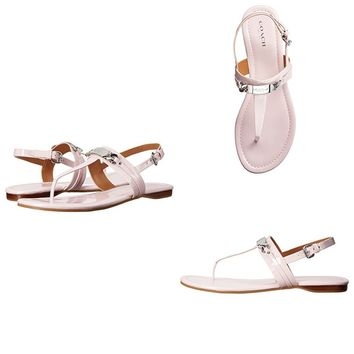 Coach Caterine Sandals Brand New With Box Size 8 or 9