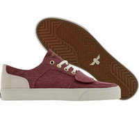 Creative Recreation Cesario Low XVI (canvas ropes maroon) Shoes VCR4LO22CANRM | PickYourShoes.com
