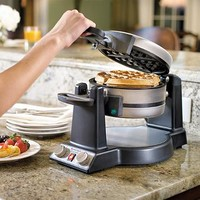 Waring Breakfast Express Waffle and Omelet Maker