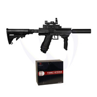 Tiberius Arms T9.1 CQB FS Paintball Rifle - Free 40 Count First Strike - Paintball Store WaveToGo