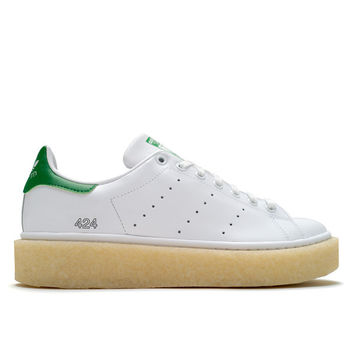 MR. COMPLETELY X 424 STAN SMITH CREEPER - WHITE/CREAM