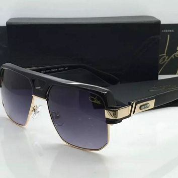 SPBEST cazal eyewear with mirrored lenses