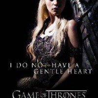 Game Of Thrones Poster Standup 4inx6in