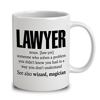 Lawyer Someone Who Solves A Problem