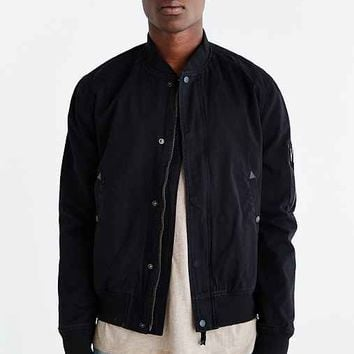 Neuw New Order Bomber Jacket- Black