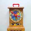 Vintage Fisher Price Tick-Tock Clock Toy 1964