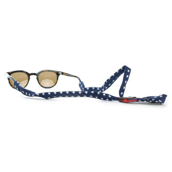Stars Sunglass Straps in Navy by Knot Clothing & Belt Co.