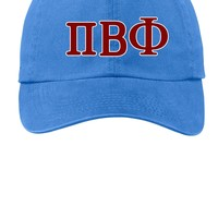 PiPhi / Pi Beta Phi / Choose Your Colors / Sorority Cap