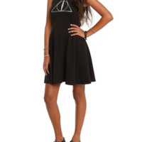Harry Potter Deathly Hallows Dress