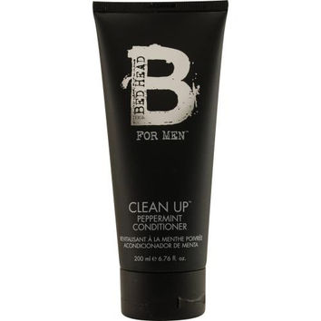 BED HEAD MEN by Tigi CLEAN UP PEPPERMINT CONDITIONER 6.7 OZ