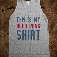 This is My Beer Pong Shirt