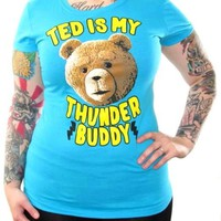 Ted Girls T-Shirt - Thunder Buddy