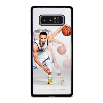 STEPHEN CURRY Samsung Galaxy Note 8 Case Cover