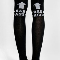 Urban Outfitters - Sock It To Me Bad A$$ Knee-High Sock