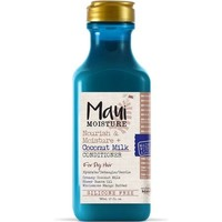 Maui Moisture Nourish & Moisture + Coconut Milk Conditioner, 13 Fl Oz - Walmart.com
