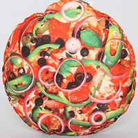"The Pizza Yummy Pillow (16.5"")"