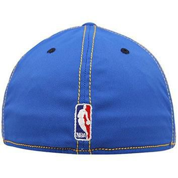 Oklahoma City Thunder Adidas Large / X-Large XL Flex Fit Hat Cap NBA / OKC Authentic &