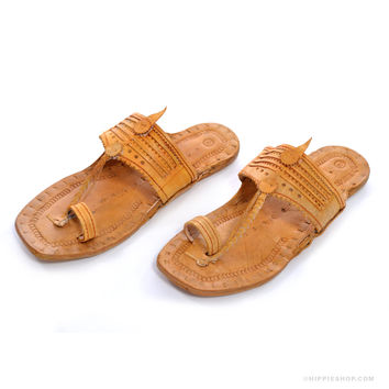Water Buffalo Sandals Harvest Gold on Sale for $19.99 at The Hippie Shop