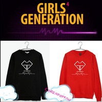 Girls generation sone snsd  jumper sweater cotton unisex Kpop New