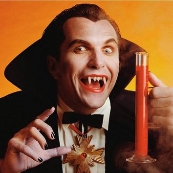 Dracula Teeth Fangs Vampire Halloween Costume Accessory Werewolf