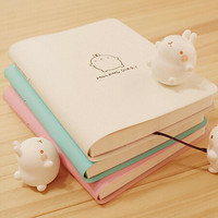 Journal Diary Planner Kawaii Notebook