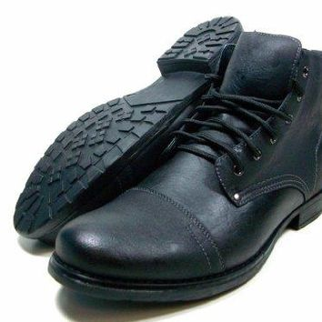 Men's 537 Military Combat Lace Up Ankle High Boots