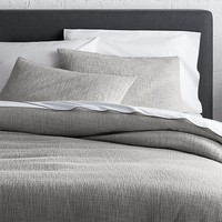 Lindstrom Grey King Duvet Cover