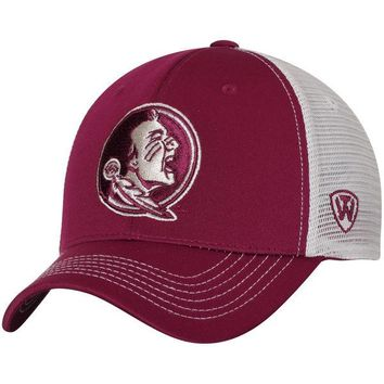 Florida State Seminoles Ranger Trucker Adjustable Snapback Hat by TOW