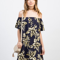 Tropical Vacay Dress